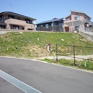 東区美和台に売土地が出ました。92...