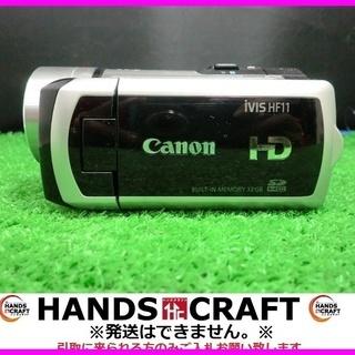 Conon HDビデオカメラ HF11 2008年製 中古