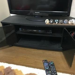 テレビ台ただで差し上げます。