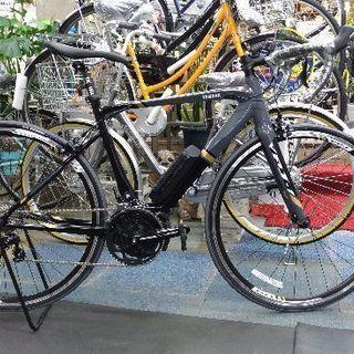 新車ヤマハ電動自転車 YPJ-R ブラックグレー Mサイズ