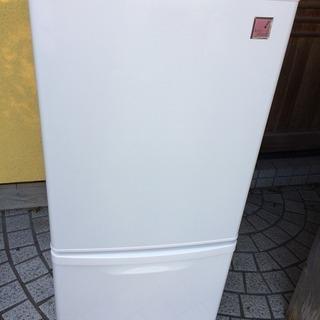 パナソニック 冷蔵庫 NR-B145E9 138L 2013年製