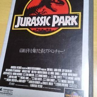 VHSのジュラシックパークです。お譲り致します。字幕スーパー。値下...