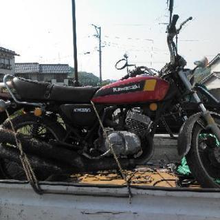 バイク・スクーター・自動車引き取り処分買取り  - 福山市