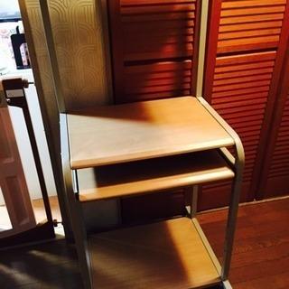 パソコンデスク+椅子クッション付き