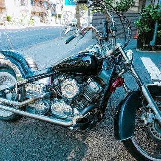 ドラッグスター400  DS400  バイク美車