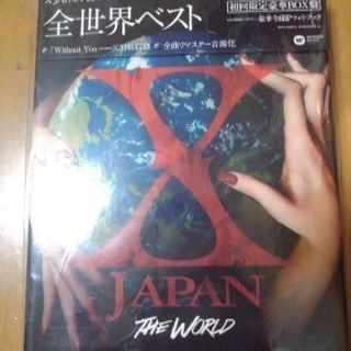 X JAPAN全世界ベスト