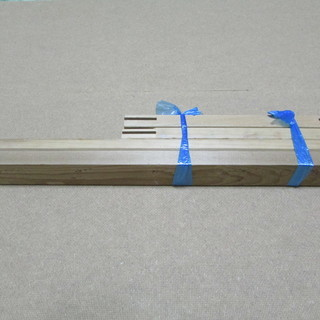 M8木枠(マルオカ杉A画枠)中古品