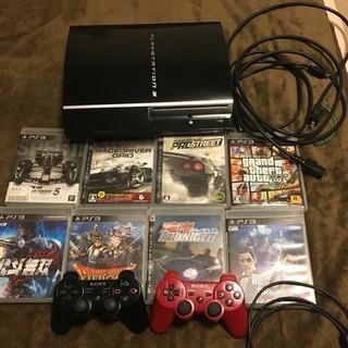 PS3  (40G)売ります