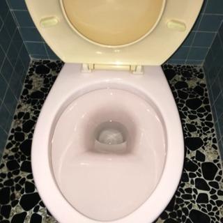 トイレ一室丸ごと掃除
