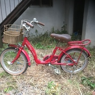 子供用★自転車★処分手前