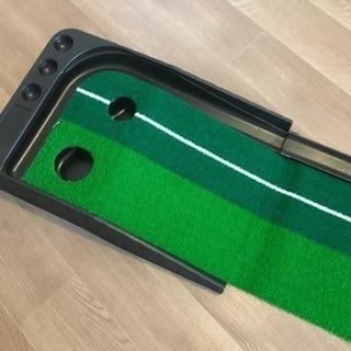 ゴルフ パット練習用マット