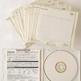 DVD-R 9枚  【パナソニック】