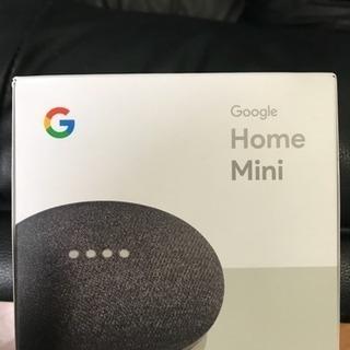 Google Home mini チャコール