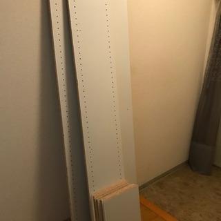 ニトリ  収納棚  ホワイト