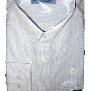 【新品】男子長袖☆スクールシャツ A78