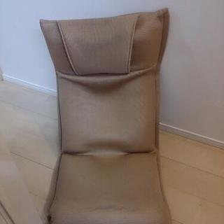 【値下げ】⭐座椅子⭐ベージュ