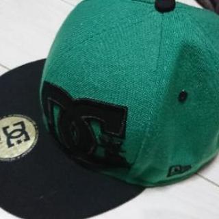 DC SHOES キャップ 帽子 NEWERA