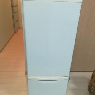[値下げ]Panasonic 2012年製168L冷蔵庫