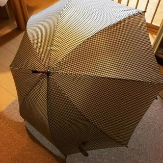 【未使用】傘 ギンガム チェック柄