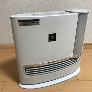 【清掃済】加湿セラミックファンヒーター
