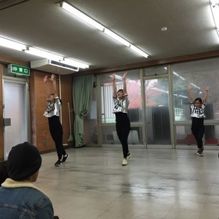 ダンスサークルSHOW メンバー募集中!