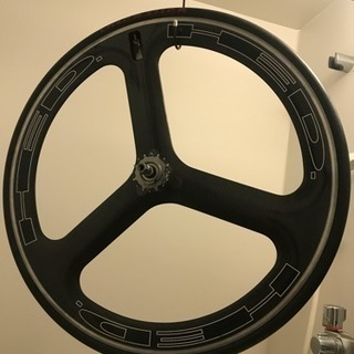 Hed.3  Track Rear Clincher