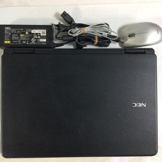 美品 NEC ノートパソコン Core i3(第2世代) Offi...