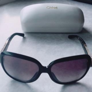 クロエ サングラス Chloé  2013年モデル ブラックCE...