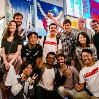 英語を喋りたい!外国人や旅行者に大阪の魅力を伝えたい人募集!