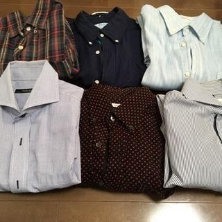 メンズシャツ6枚セット✨