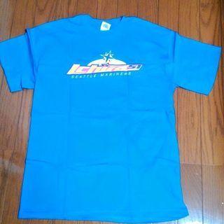 新品&非売品 マリナーズ時代のイチローシャツ