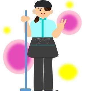簡単なホール内清掃♫o(^▽^)o♫
