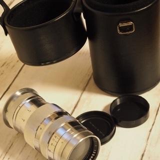 キャノン カメラ Canon Serenar 135mm f4 ...