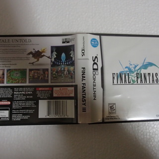 Final Fantasy III (輸入版)