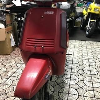 旧車 ホンダ フルバック タクト 赤