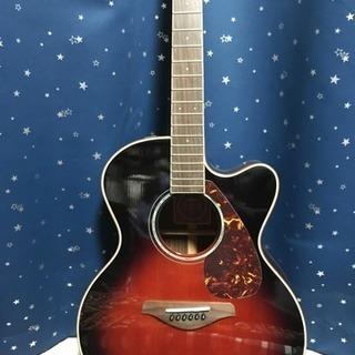 YAMAHA アコースティックギターFJX905SC 初心者にオススメ