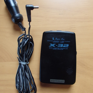 SuperCat X-32 レーダー