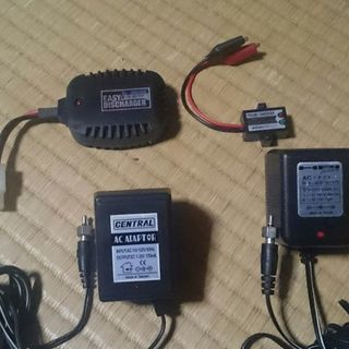 バッテリー チェッカー ブースター充電器など 中古セット