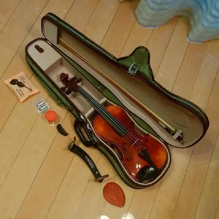 バイオリン 4/4サイズ チェコ製