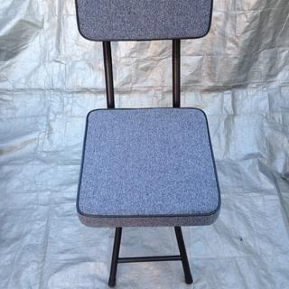 ☆★あると便利 軽くて便利 折りたたみパイプ椅子★☆