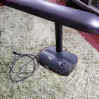 ★オーム電機 インバーター 蛍光灯スタンド ODS-27 デスクライト