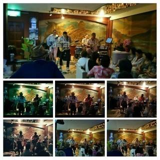 練馬 Oyaji-band a Go Go❗️