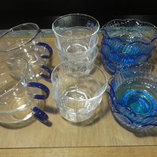 3D064 ガラス食器セット