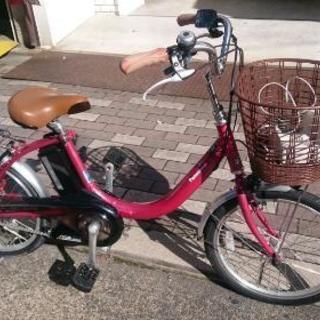 パナソニック電動自転車