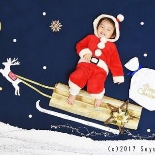 【満席】12/6(水)クリスマス・年賀状おひるねアート撮影会@横浜...