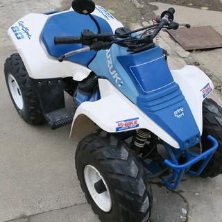 スズキ suzuki LT80 バギー ATV キャブ新品交換済...