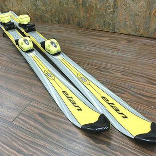 札幌 引き取り ELAN J12 スキー 板 128cm ビンディ...