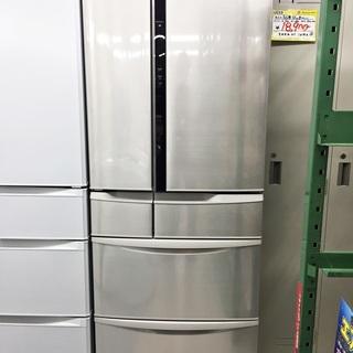 中古 パナソニック 冷蔵庫 508L 6ドア エコナビシリーズ N...