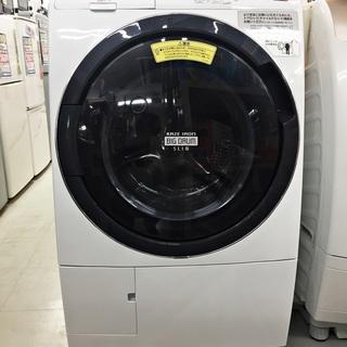中古 HITACHI 日立 洗濯乾燥機 ドラム式 BD-S3800...