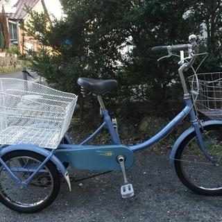 ミヤタ三輪自転車